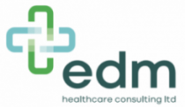 EDM Healthcare Consulting Logo